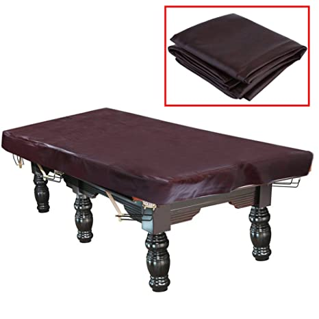 Amazoncom Blackpoolfa Foot Heavy Duty Fitted Pool Table - How heavy is a pool table