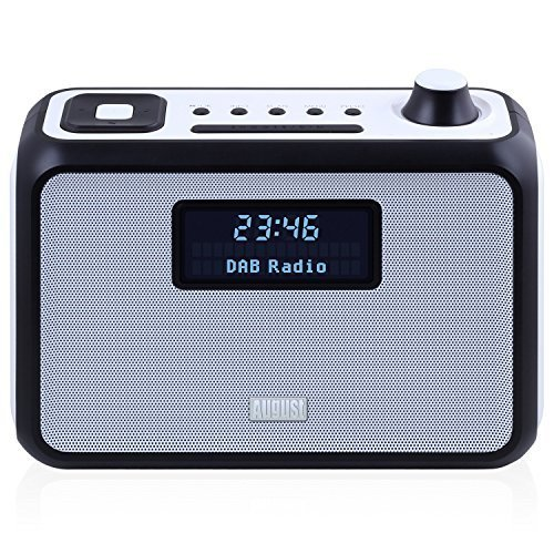ukw dab digitalradio bluetooth lautsprecher aux sd. Black Bedroom Furniture Sets. Home Design Ideas