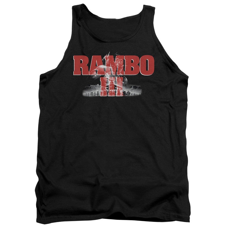 Rambo Iii - Mens John Rambo Tank Top