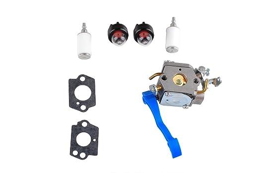 Amazon Com Podoy Carburetor For Husqvarna 125b 125bx 125bvx Leaf