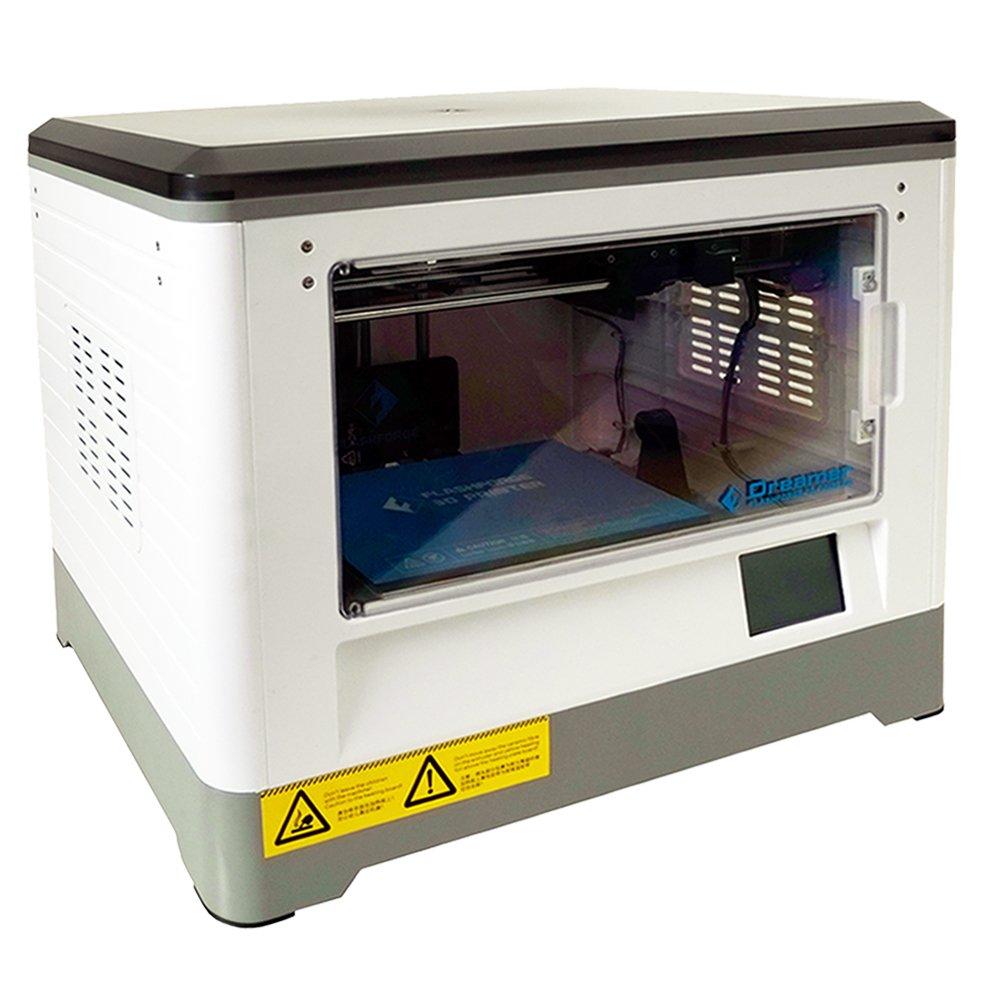 Impresora 3D FlashForge USA Dreamer - Con Caja de Cámara ...