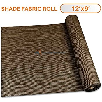 Amazon Com Tang Sunshades Depot 12 X9 Shade Cloth 180