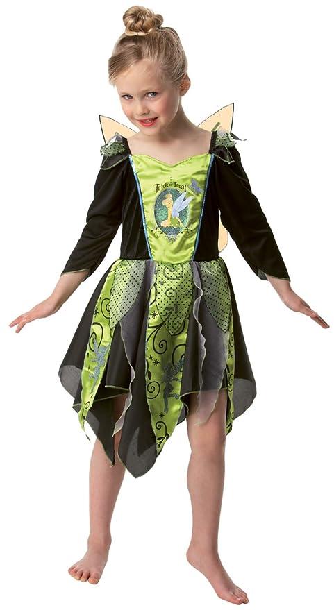 Disney - Disfraz de Halloween Peter Pan infantil, talla 3-4 años ...