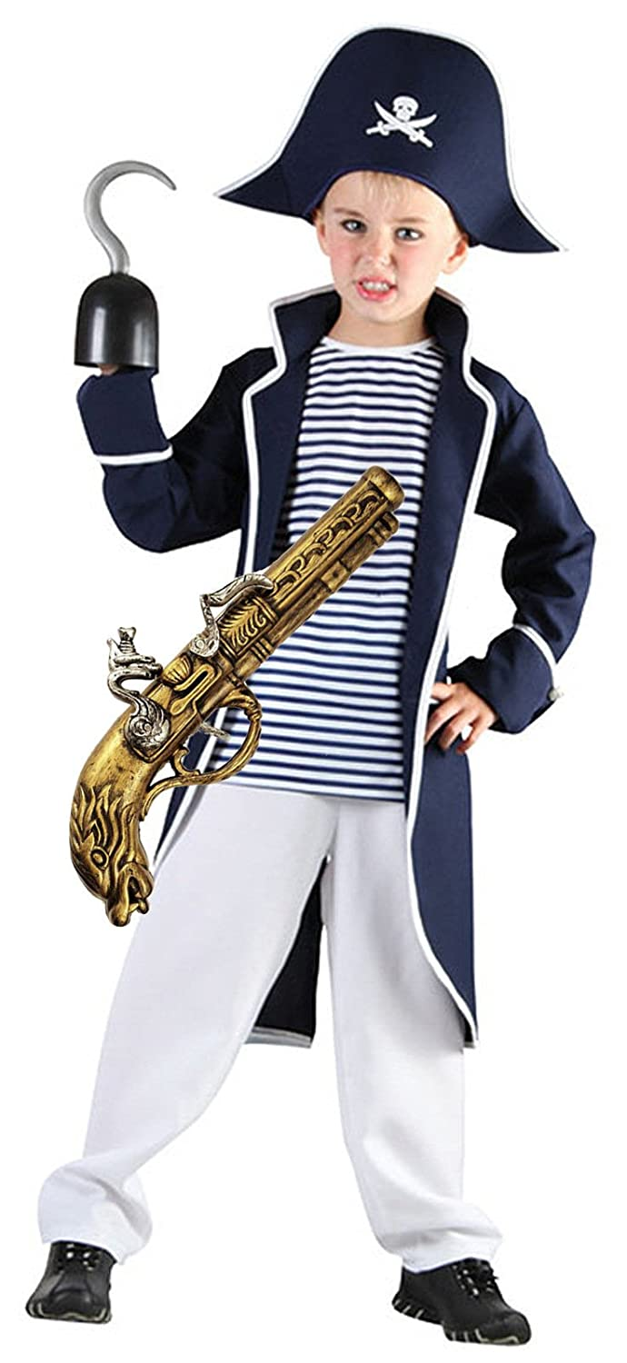 Amazon.com Pirate Captain Boys Girls Childs Fancy Dress
