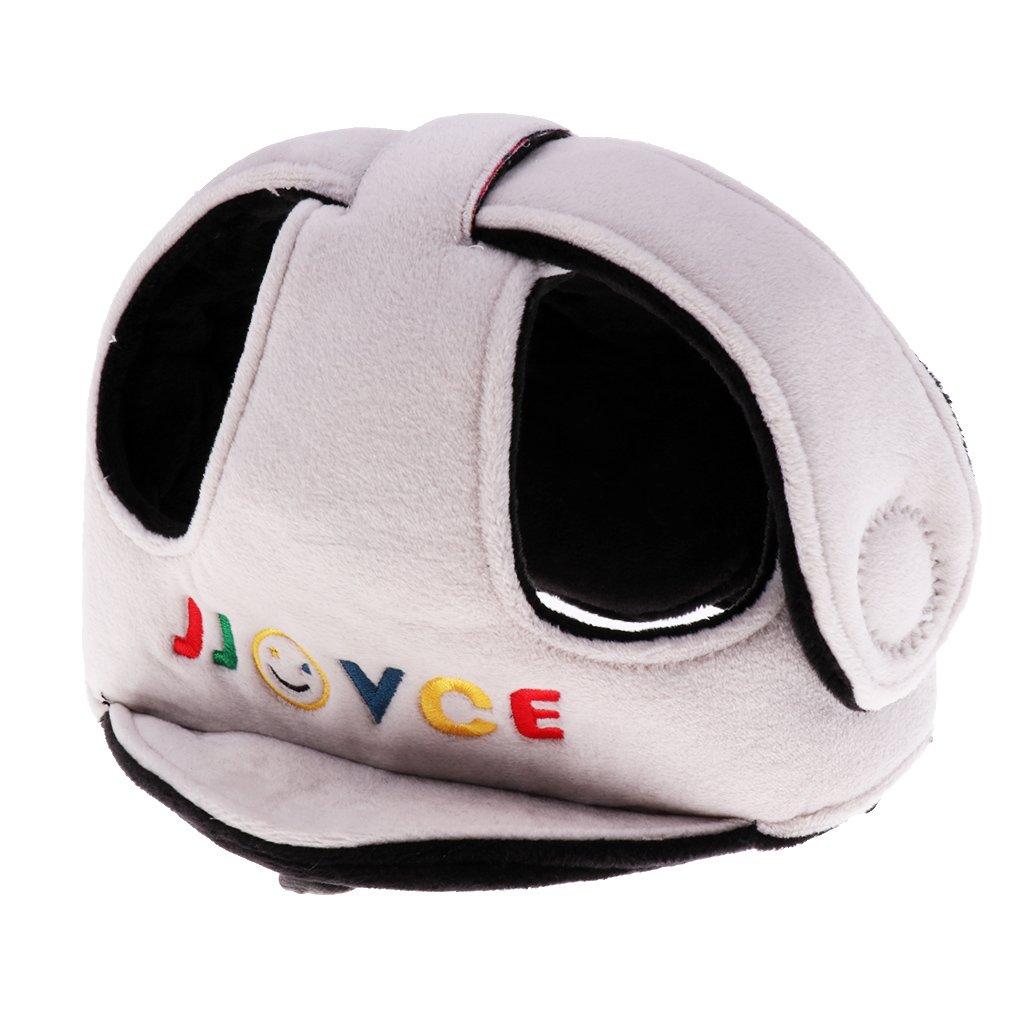 Baoblaze Baby Toddler Hats Safety Helmet Headguard Children Soft Head Protective Caps - Bear, 45-50cm