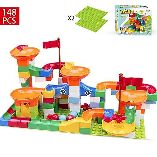Lin XH Puzzle Bloques de construcción Juguetes de Montaje Bloques ...