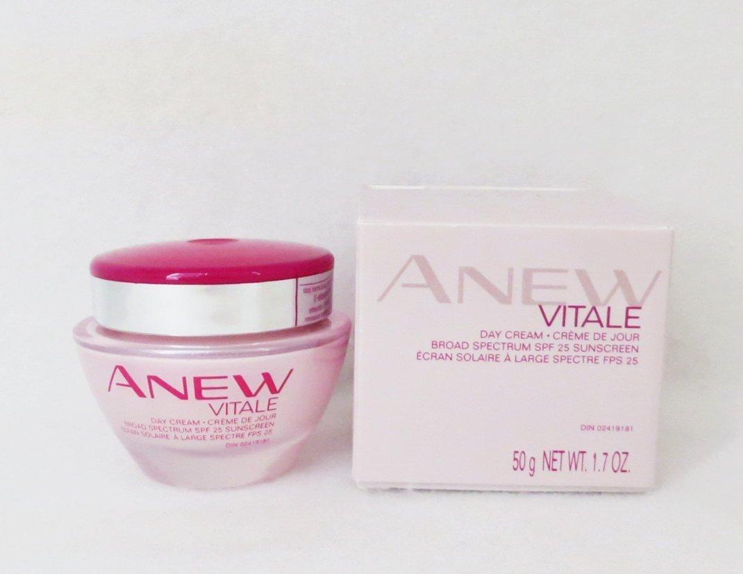 Avon Anew Vitale Eye Gel Cream 050oz 15gr Beauty Ql Cosmetic Eyebrow 15 Gr Day Spf 25 50g