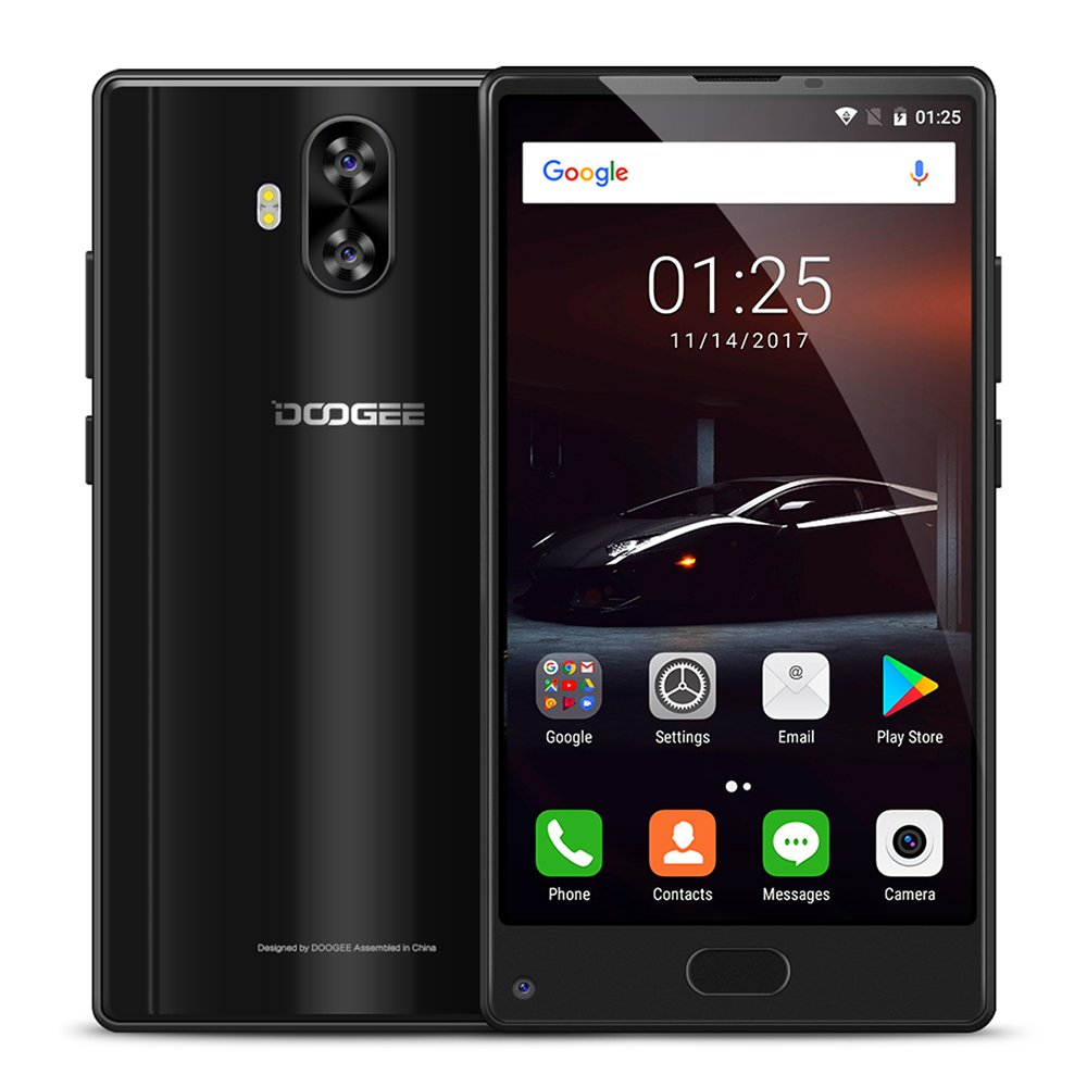 Doogee MIX Lite Smartphone Android 4G 7.0 (MTK6737 Quad Core 1.45GHz, 5.2 « 403c159e3446