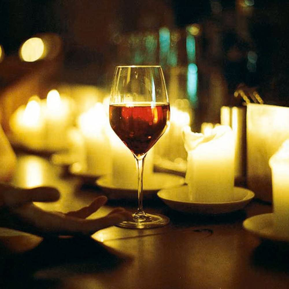 390 transparent Italesse Vertical Medium Verre /à vin cc