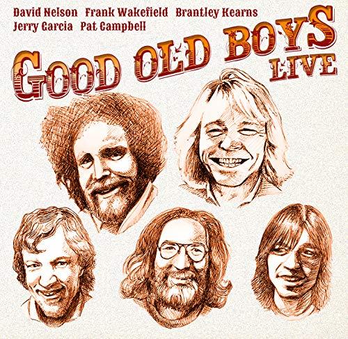 Good Old Boys-Live