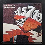 New Trolls - Tempi Dispari - Lp Vinyl Record
