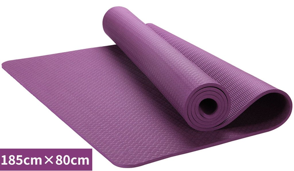 Amazon.com : Yoga mat Tasteless Widening and Lengthening ...