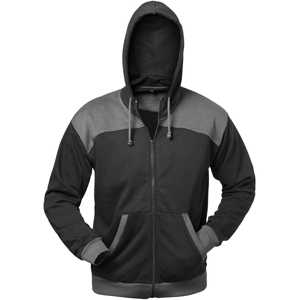 Elysee Sweat Shirt giaccaFirenze 21031-XL nero//grigio 1/pezzi multicolore