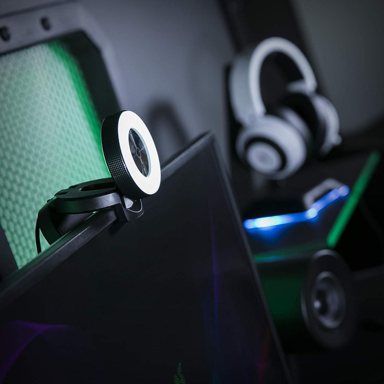 Paquete Razer Streamer y Broadcaster - Kiyo (cámara de streaming Full HD) + Seirēn X (micrófono de condensador profesional): Amazon.es: Informática