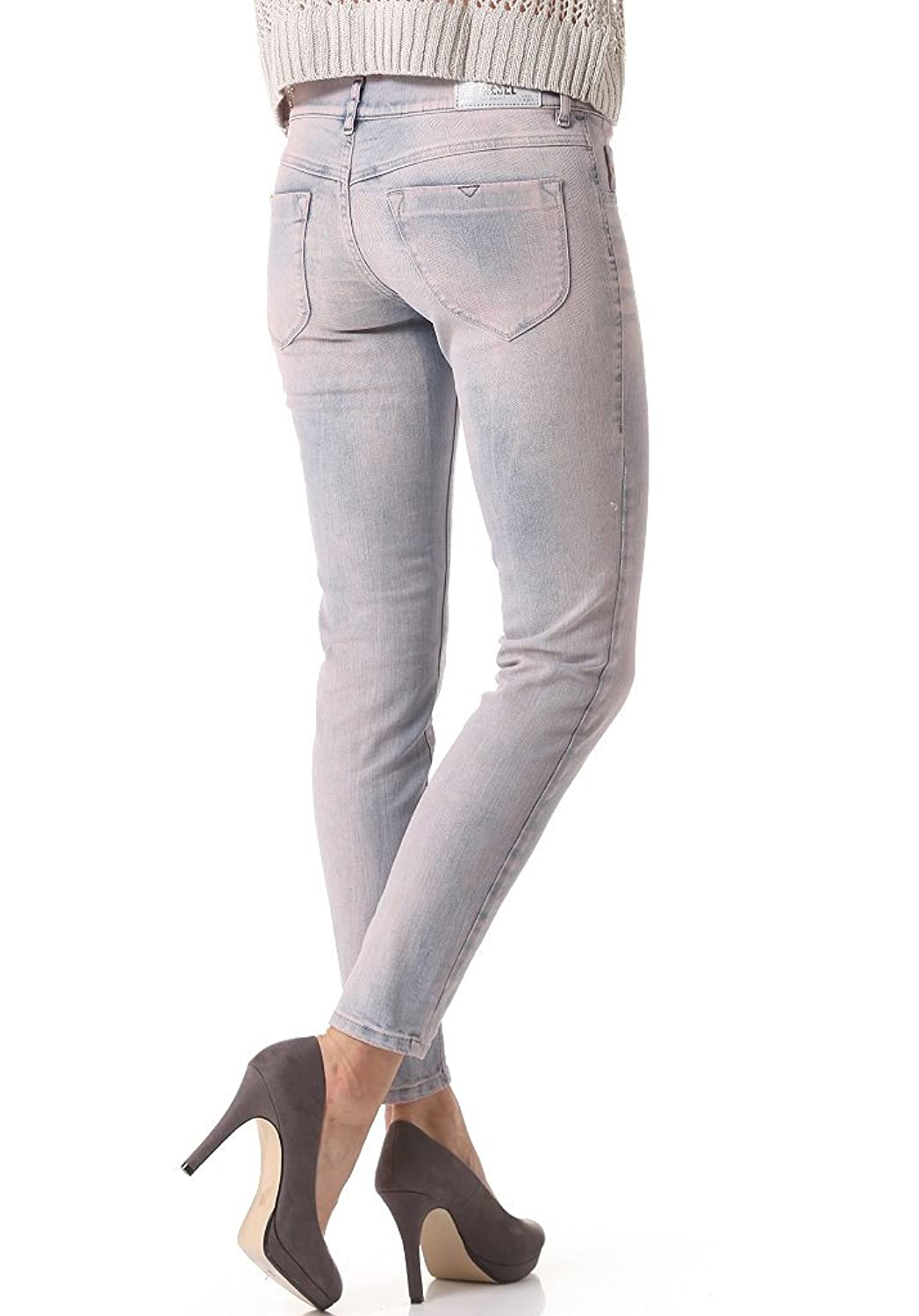 Diesel Livier Super Slim Jeggings Raw Womens Jeans Jeans for Women COLOUR-raw