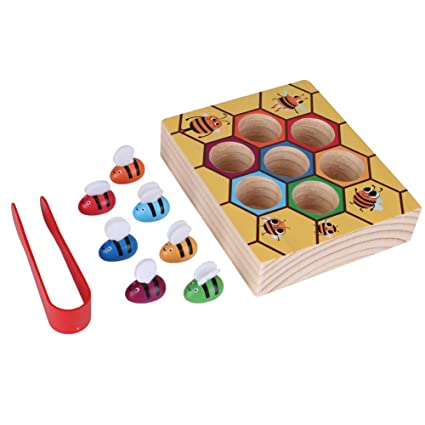 Toys & Hobbies Wooden Montessori Classic Preschool Baby Memory Training Game Early Education Cognitive Matching Toys For Children Wooden Blocks