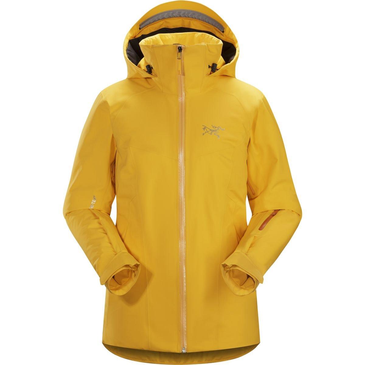 Arcteryx Tiya Jacket – Women 's B01N40CZHT Aspen Glow Large