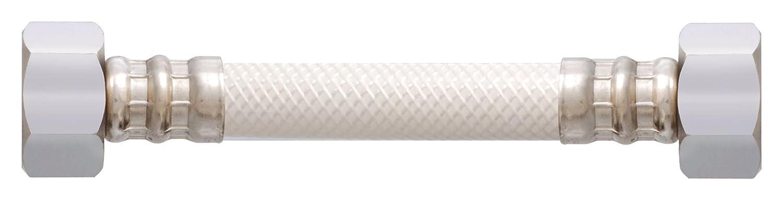 LDR Industries 507 F3320 Nylon Reinforced Faucet Supply Line 1//2 x 1//2 x 20 1//2 x 1//2 x 20