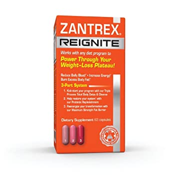 Amazon.com : Reignite Weight Loss System Fat Burner, 63 Capsules (Pack of 2) : Beauty