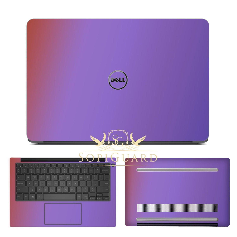 【特価】 SopiGuard 2018 Dell 2018 XPS 13 ( 9370 Red 9370 )カーボンファイバーPrecision edge-to-edge coverage easy-to-applyビニールスキンステッカーラップ Avery Roaring Purple/ Red B07B41929Z, フジツグン:79346d20 --- a0267596.xsph.ru