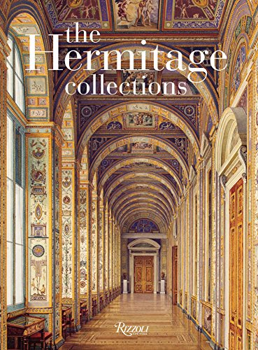 The Hermitage Collections: Volume I: Treasures of World Art; Volume II: From the Age of Enlightenment to the Present Day Hardcover – October 19, 2010