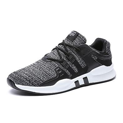Herren Atmungsaktive Mesh Laufschuhe für Männer Sommer Männlich Walking Shoes Leichte Männer Sneakers Sport Schuhe BmOp6H