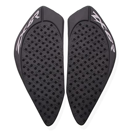 For Kawasaki Er-6n 2006 2007 2008 2009-2015 Motorcycle Anti Slip Tank Pad Side Gas Knee Grip Traction Pads Protector Stickers Motorcycle Accessories & Parts