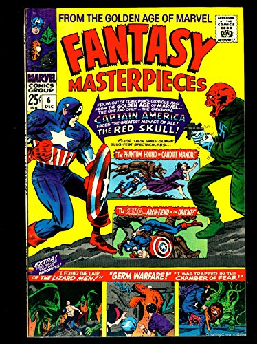 Fantasy Masterpieces #6 FN/VF 7.0 Tongie Farm Collection Pedigree