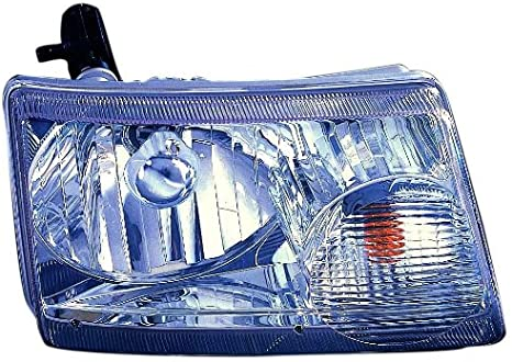 Dorman 1590284 Driver Side Headlight Assembly For Select Ford Models