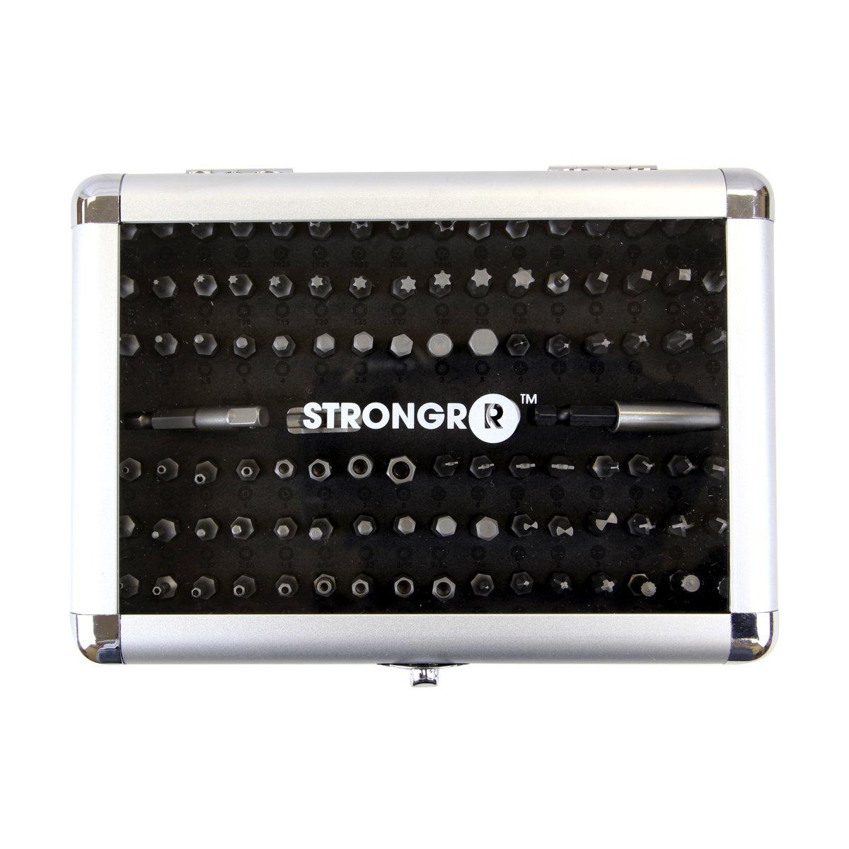 Strongrr Macro Bit Set – 100 Pieces