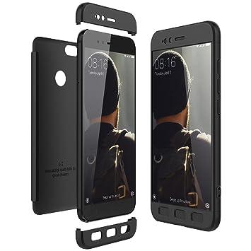 CE-Link Funda Xiaomi Mi 5X / Xiaomi Mi A1 Carcasa Fundas para Xiaomi Mi 5X / Xiaomi Mi A1 360 3 en 1 Desmontable Ultra-Delgado Anti-Arañazos Case ...
