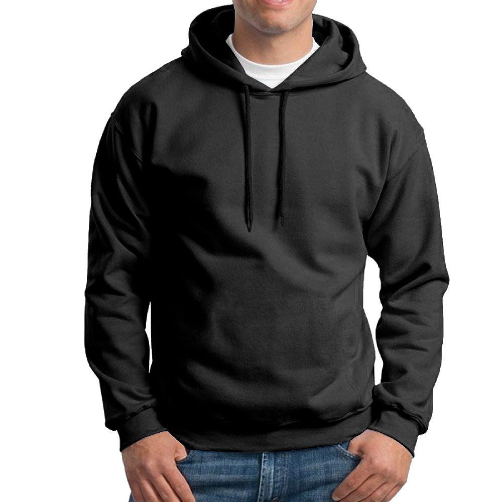 Arsmt Hooded Sweatshirt Long Sleeve Hoodie Pullover Cheer Hair Dont Care for Men