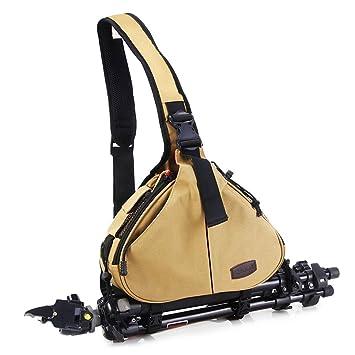 Caden K1 Bolsas para Cámaras, NuoYo Impermeable Portable ...
