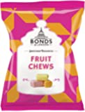 Original Bonds London Fruit Chews Bag Fruit Flavored Chewy Sweets Imported From The UK England A Sweetshop Favorite…