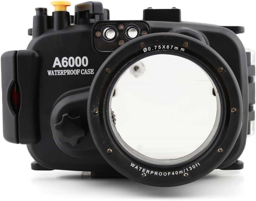carcasa submarina para cámara SONY A6000: Amazon.es: Electrónica