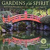 Gardens of the Spirit 2019 Wall Calendar: Japanese Garden Photography