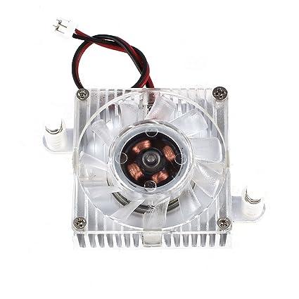 40 mm 2 Pin vídeo VGA Ventilador de disipador de Calor de ...