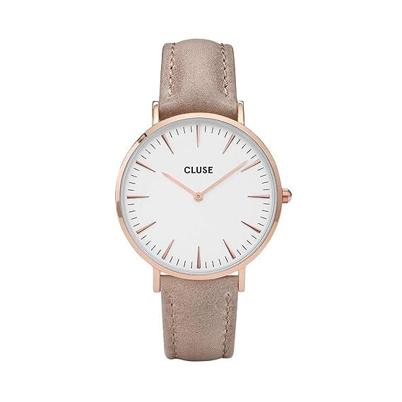 Cluse CL18031 Reloj de Pulsera para Mujer