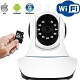 5fbd7fde854fc Câmera De Seguranca Ip Wireless Com Ou Sem Fio Para Android Celular ...