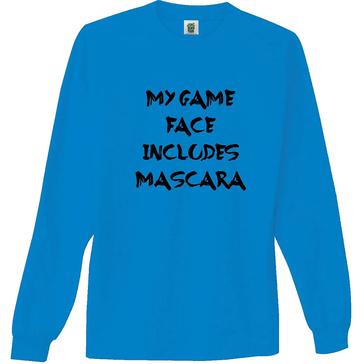 Amazon.com: My Game Face Includes Mascara Bright Neon Adult ...