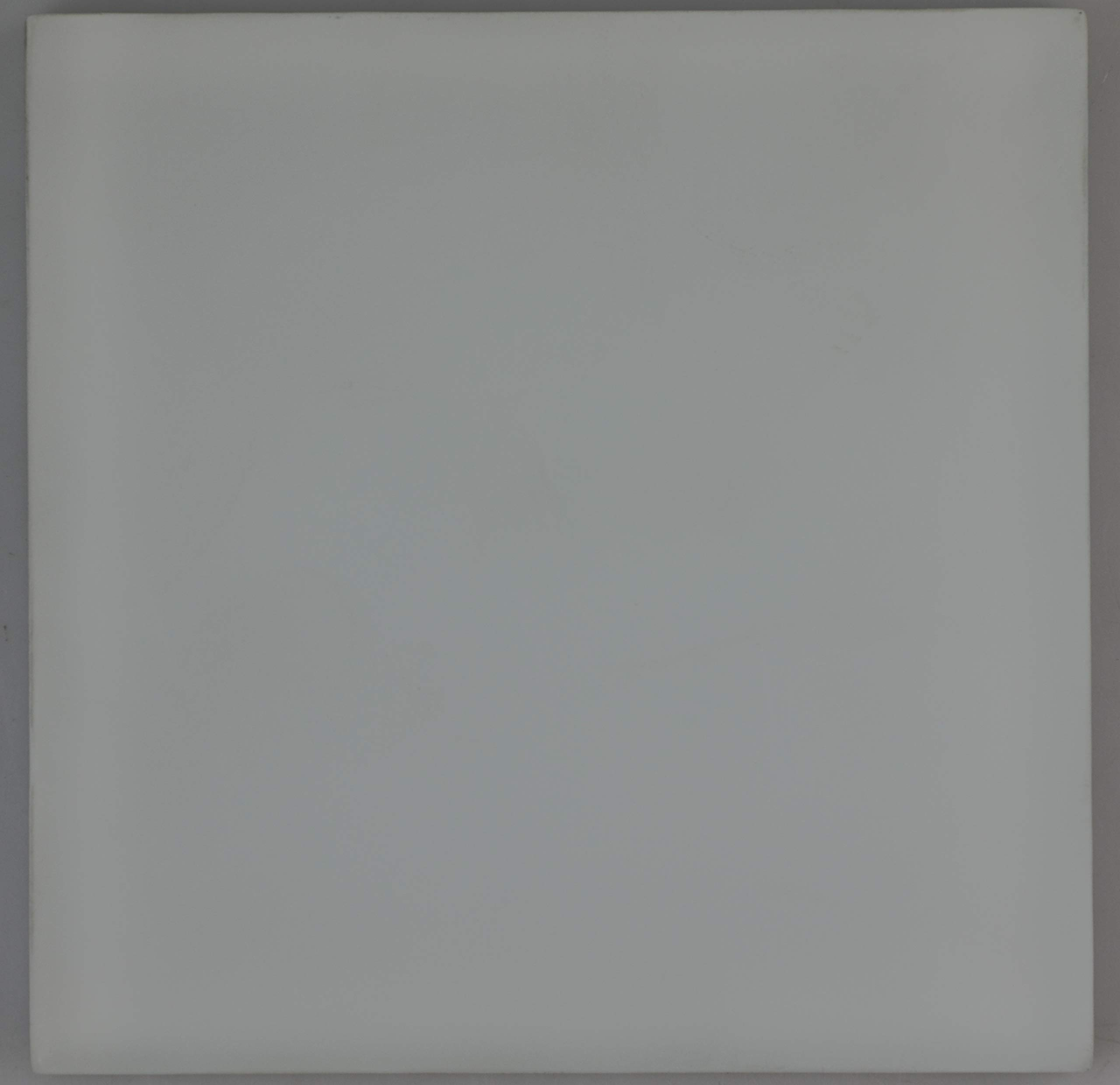 GLT Super White 4X4 Glass Wall Tile Frosted, Sold by The Carton, 80 Pieces per Carton.