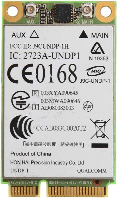Yintiod UN2400 EV-DO UMTS HSDPA - Módulo WWAN para HP (483377-002, 3G Tarjeta PCI E)