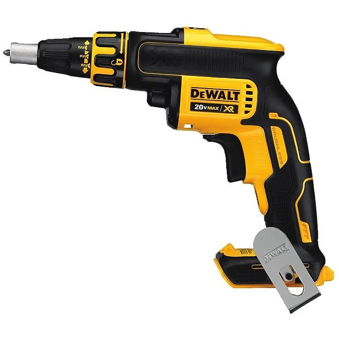 DEWALT DCF620B 20-volt MAX XR Li-Ion Brushless Drywall ScrewGun(Tool Only)