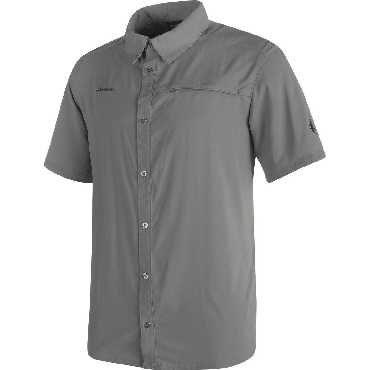 Mammut Trovat Advanced Shirt Short Men - Kurzarmhemd