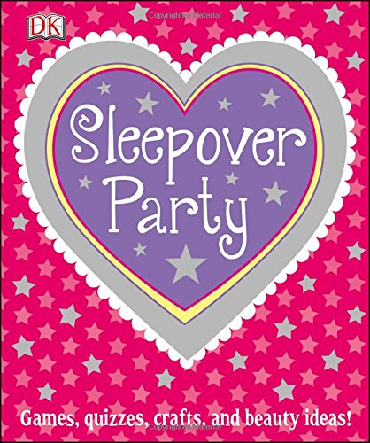 Sleepover Party (Halloween Puzzles For Middle School)