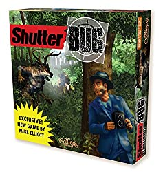 Calliope Games Shutterbug Board Games
