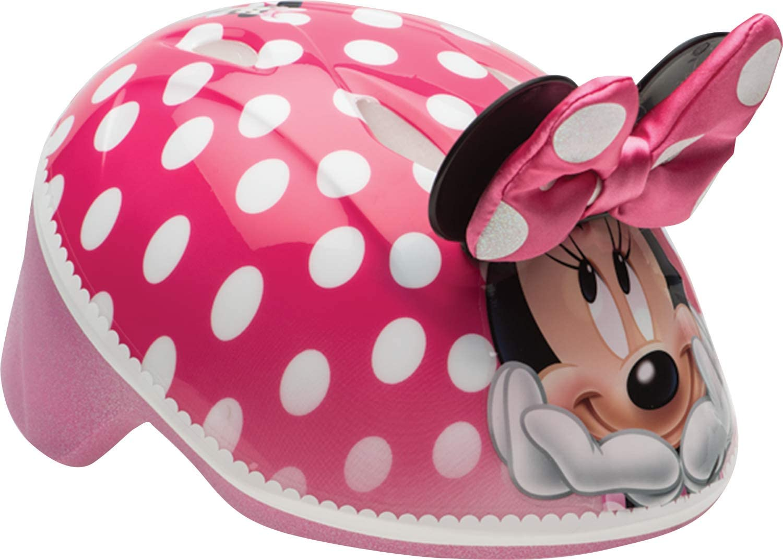 Bell-Disney-Minnie-Mouse-Bike-Helmets