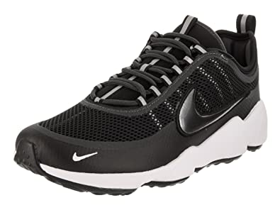 b4f5c6943b9a Nike Zoom Spiridon Low Mens Lifestyle Shoe (Black) 11.5 D(M) US