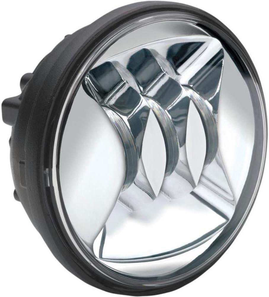 Pair or set of two JW Speaker Jeep Wrangler JK Model 6145 LED front fog lights