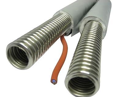 DN20 - Tubo solar, cable solar, tubo ondulado de acero ...